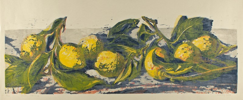 Hilary Daltry RE, Seven Lemons