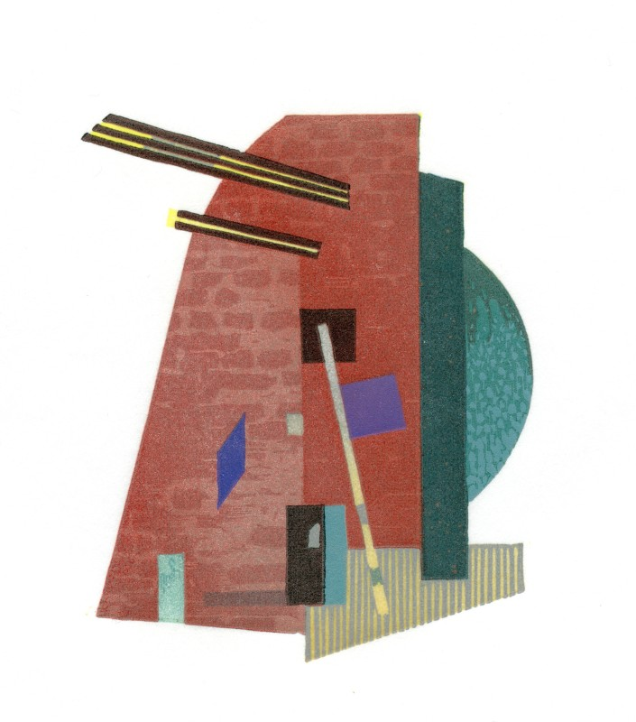 Roy Willingham RE, Southwark Arch