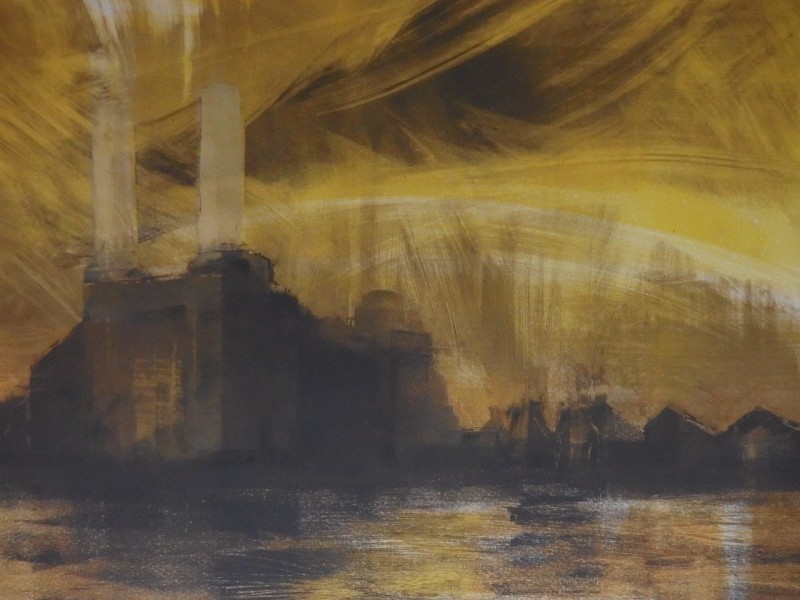 Kate Dicker RE, Power Station