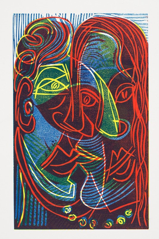 Paul Hawdon RE, Untitled (colour)