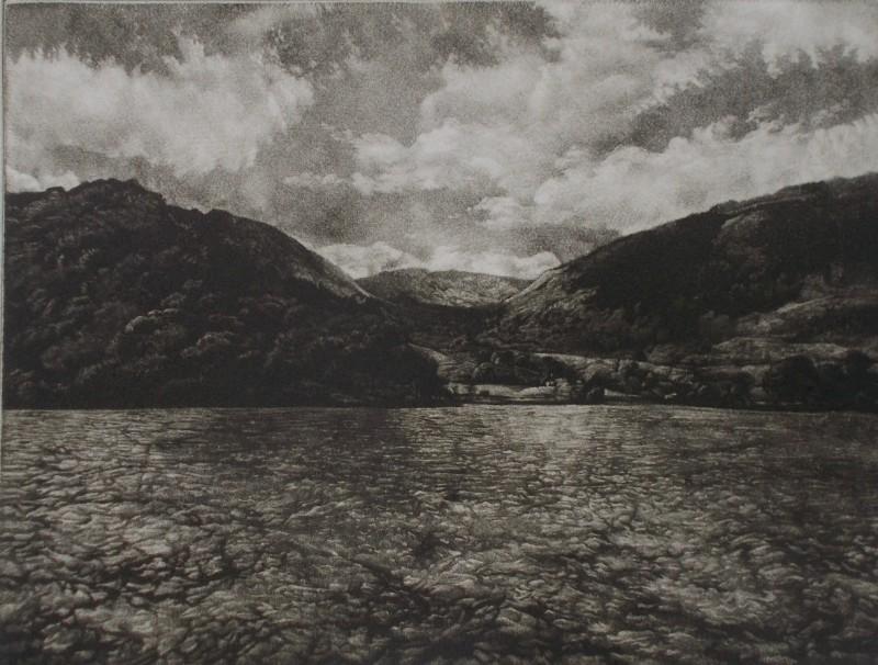 Martin Mitchell ARE, Glencoyne