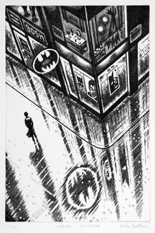 John Duffin RE, London - Gotham
