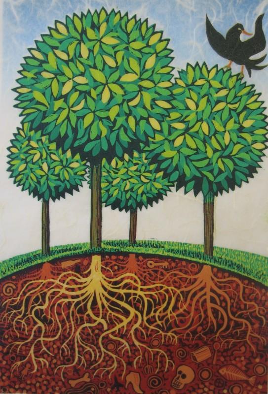 Jim Anderson RE, The Secret Life of a Suburban Garden