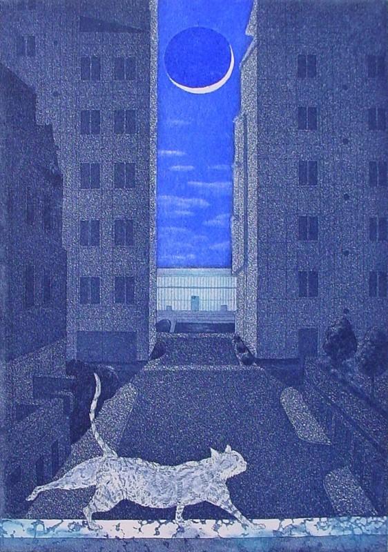 Emiko Aida RE, Moon Walker
