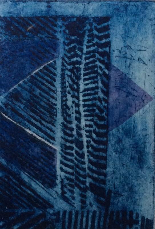 Margaret Sellars RE, Tata Blue