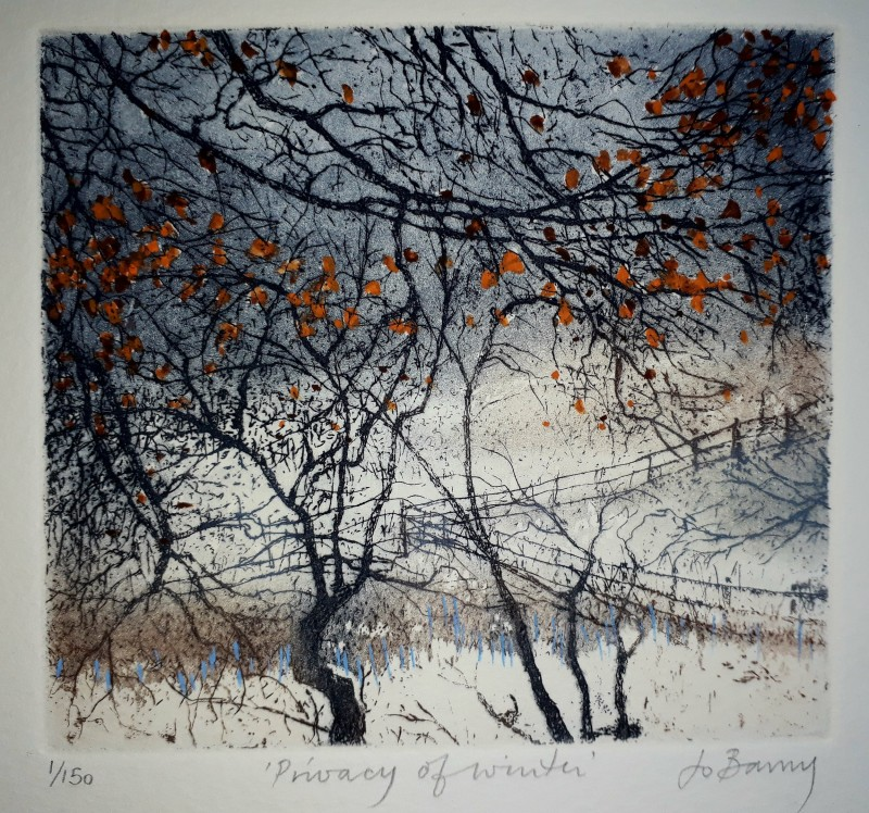 Jo Barry RE , Privacy of Winter