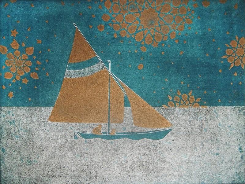 Giulia Zaniol RE, Voyage