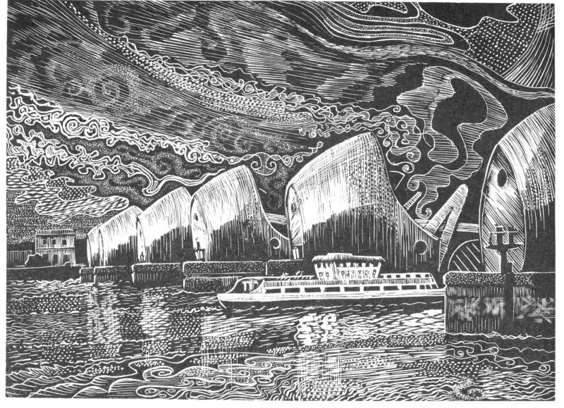 John Bryce RE, Navigating the Barrier