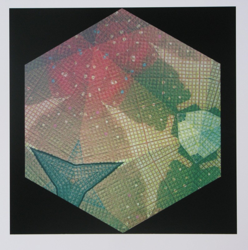 Peter Ford RE, Hexagon 2
