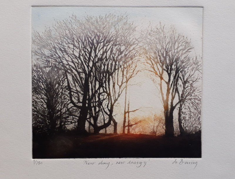 Jo Barry RE, New Day, New Energy