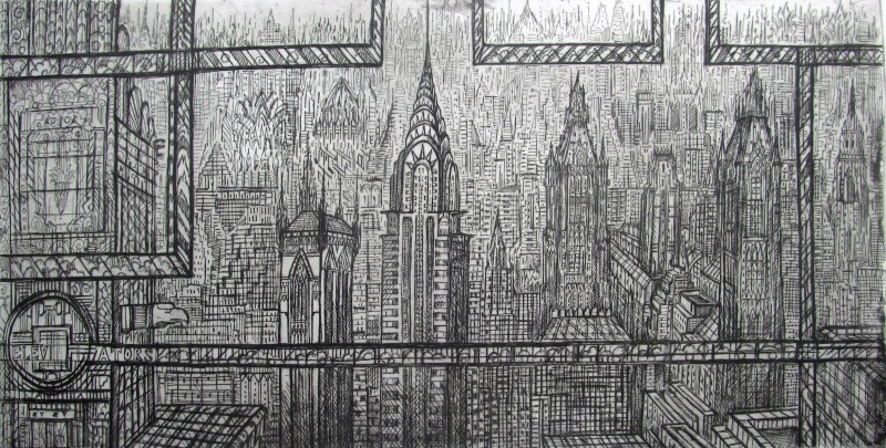 Neil Pittaway RWS RE, New York, New York