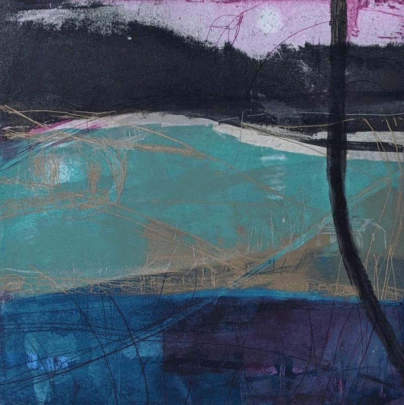 Louise Davies RE, Midnight