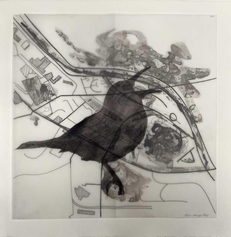 Karen Daye Hutchinson ARE, Song Bird