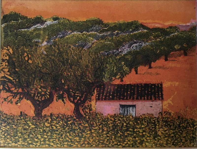 Karen Keogh RE, The Olive Grove