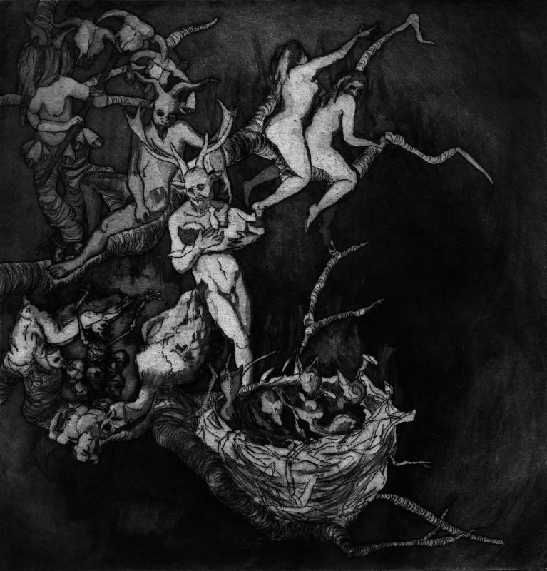 Maite Cascón ARE, The Shadow Tree X