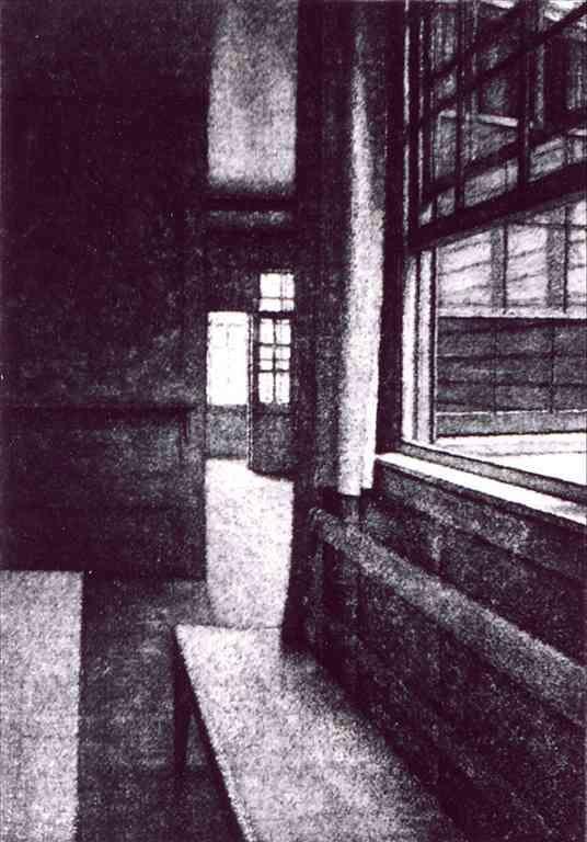 David Lintine ARE, Open Window