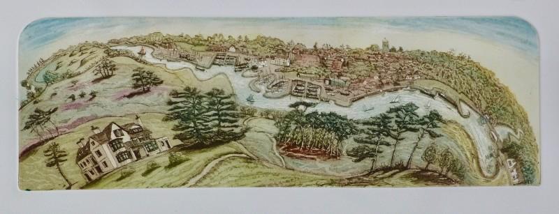 Glynn Thomas RE, Sutton Hoo