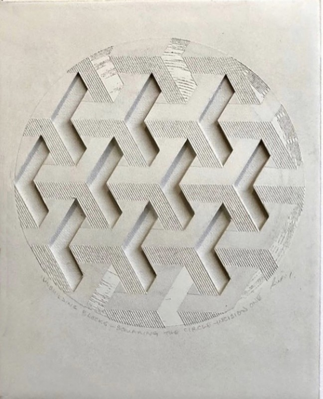 Sumi Perera RE, Unbuilding Blocks, Squaring the Circle