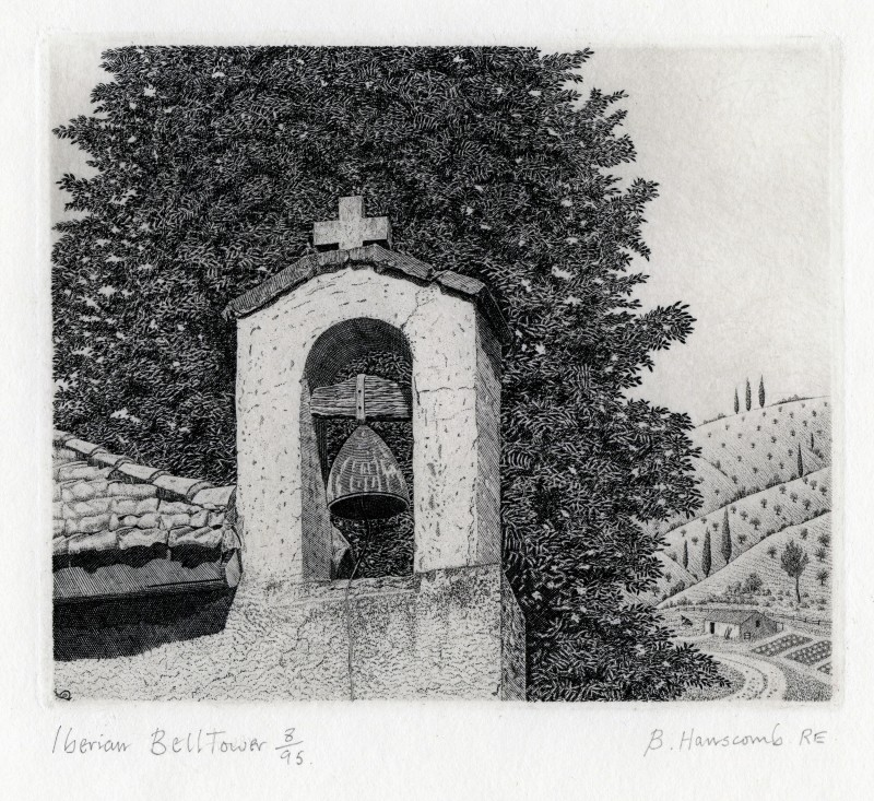 Brian Hanscomb RE, Iberian Bell Tower