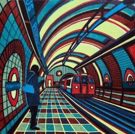 Gail Brodholt RE, Alice Underground