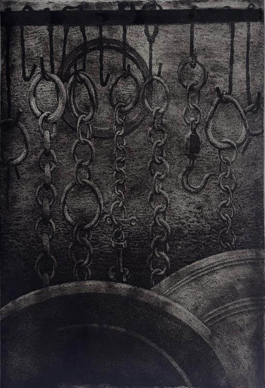 Jane Stobart RE, Whitechapel Chains