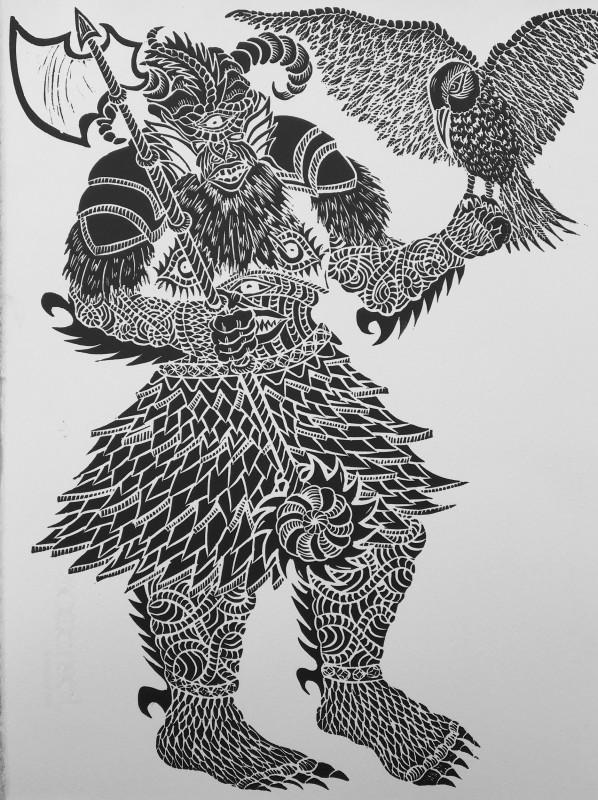 Fernando Feijoo RE, Odin