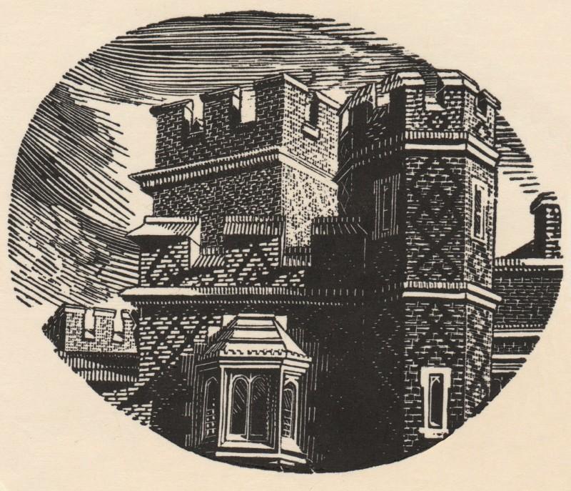 Anne Desmet RA RE, Urban Castle