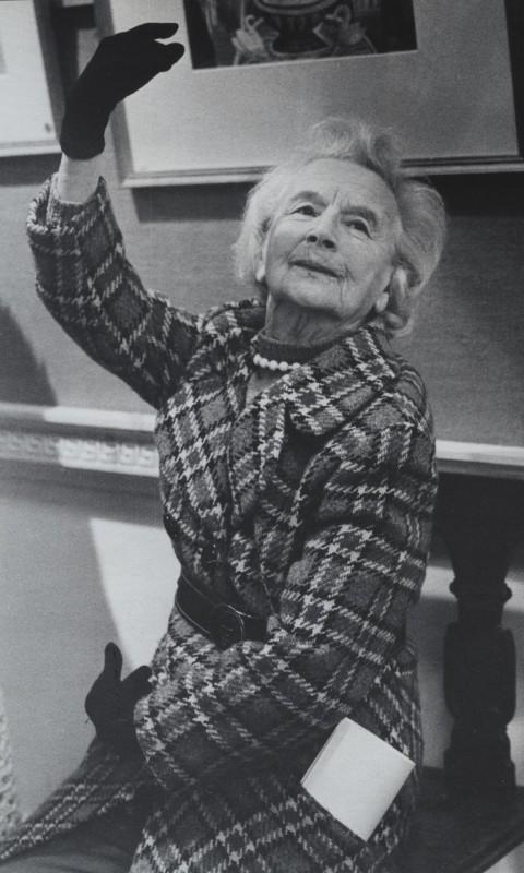 Dame Marie Rambert