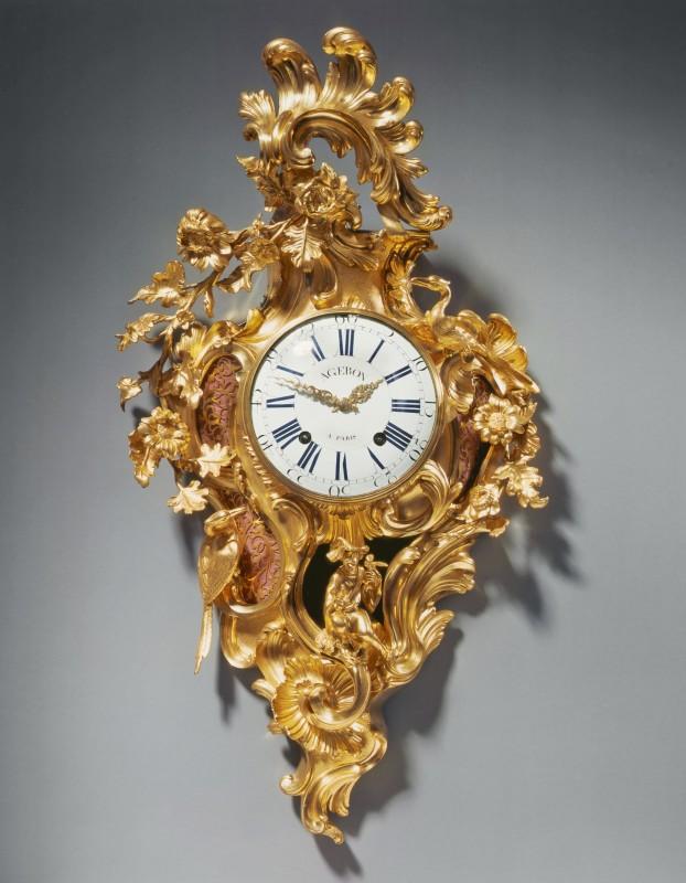 François Ageron , A Louis XV cartel clock by François Ageron, Paris, date circa 1745-50
