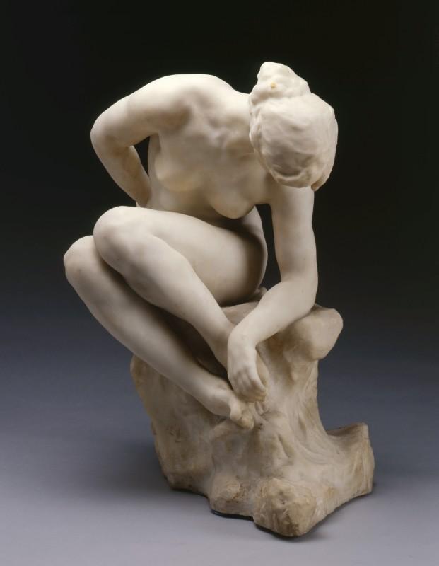 'La Source' by Jules Desbois, Paris, date circa 1918-19