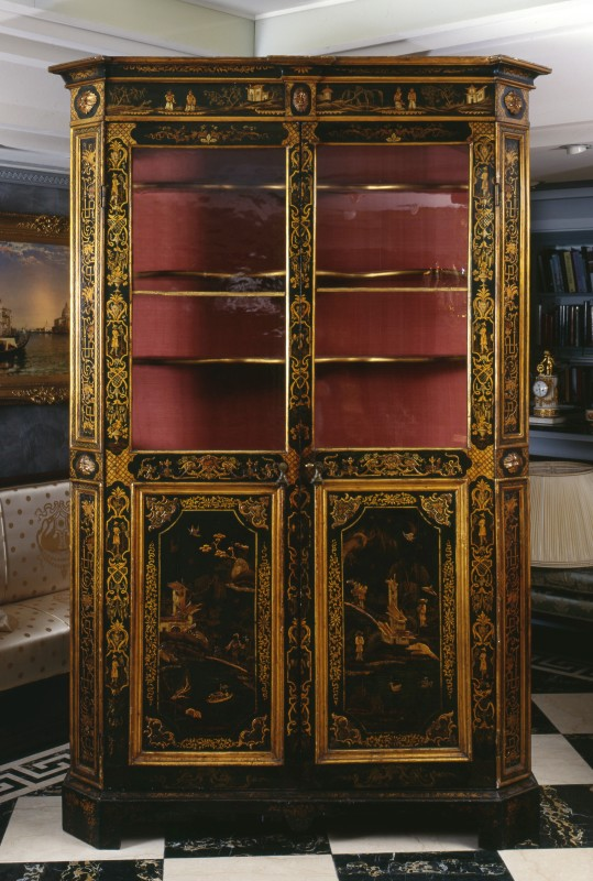 An Italian armoire, Italy, most probably Rome, date circa 1720