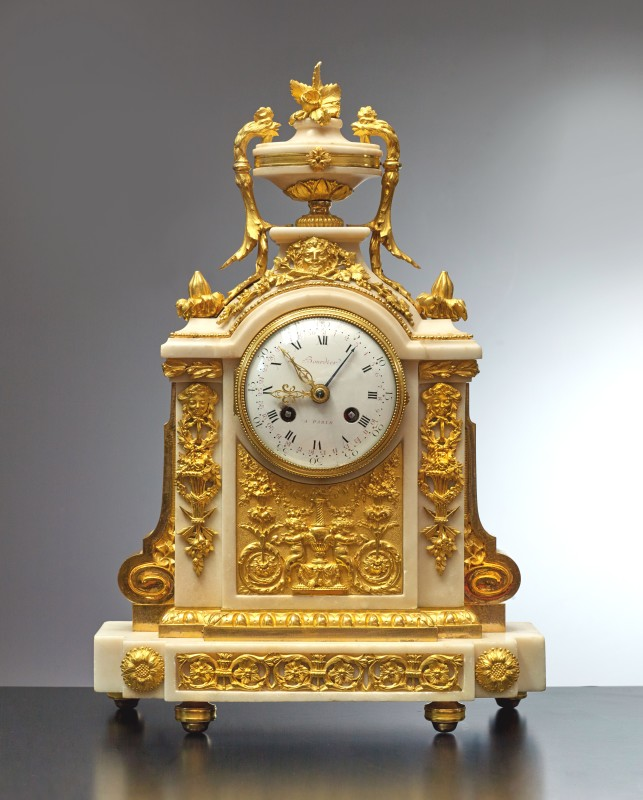 A Louis XVI clock by Jean-Simon Bourdier, Paris, date circa 1790
