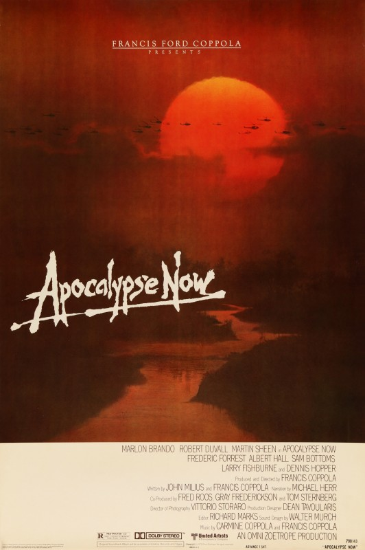 Bob Peak, Apocalypse Now, 1979