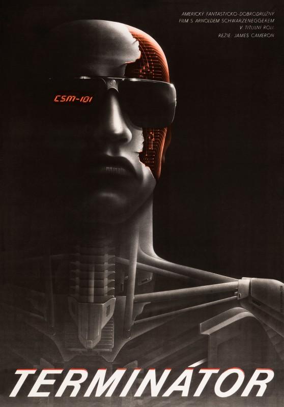 Milan Pecák, The Terminator, 1990