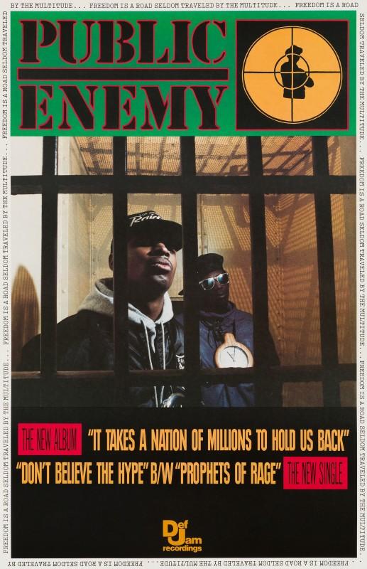 Public Enemy , 1988