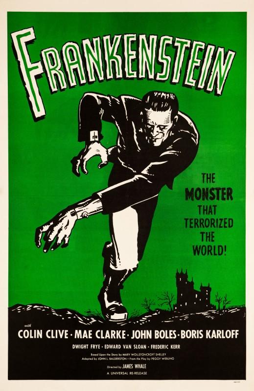 Frankenstein, 1960s