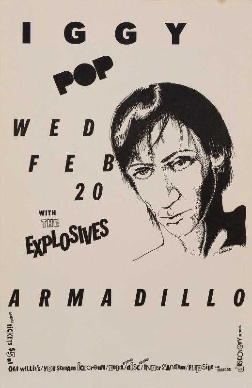Flathead, Iggy Pop, 1980