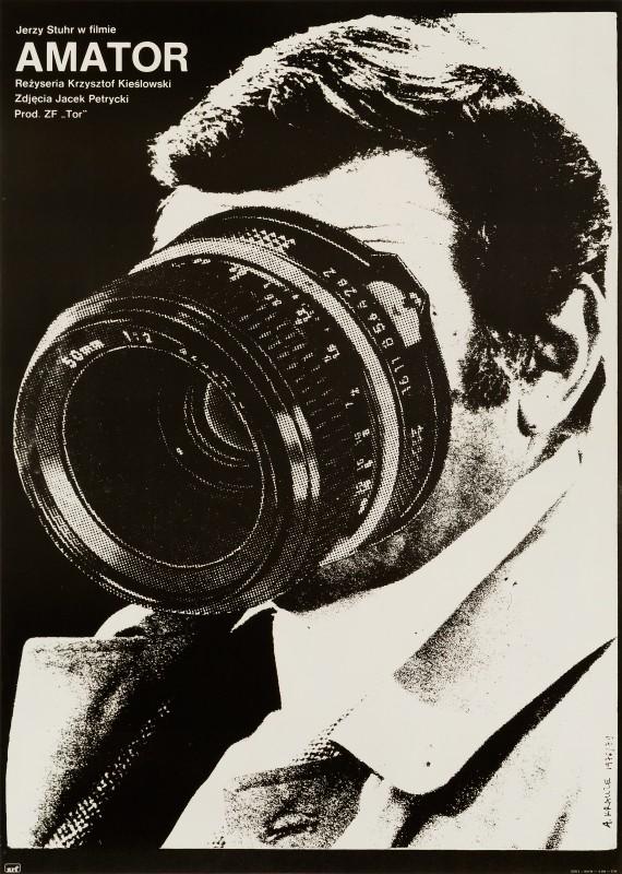 Andrzej Krauze, Camera Buff, 1979