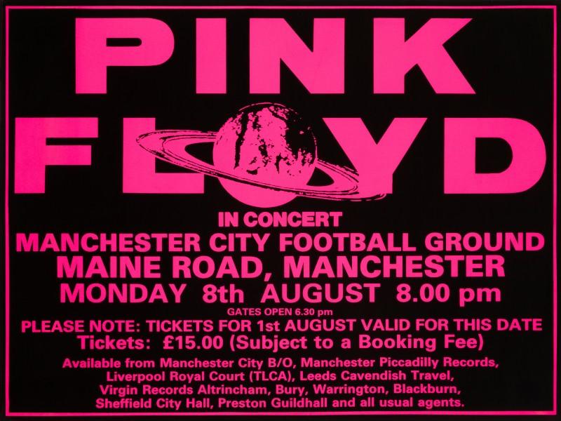 Pink Floyd, 1988