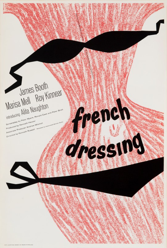 French Dressing, 1964