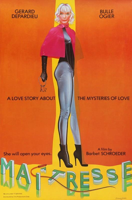 Allen Jones , Maîtresse, 1976