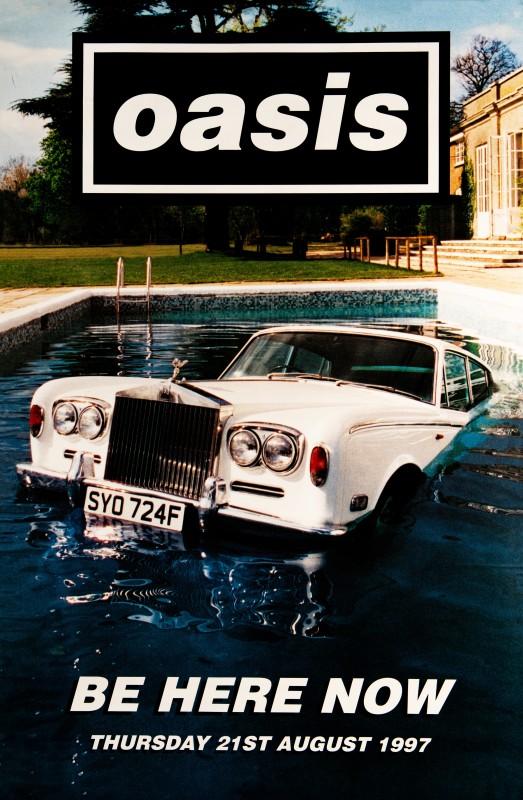 Michael Spencer Jones, Oasis, 1997