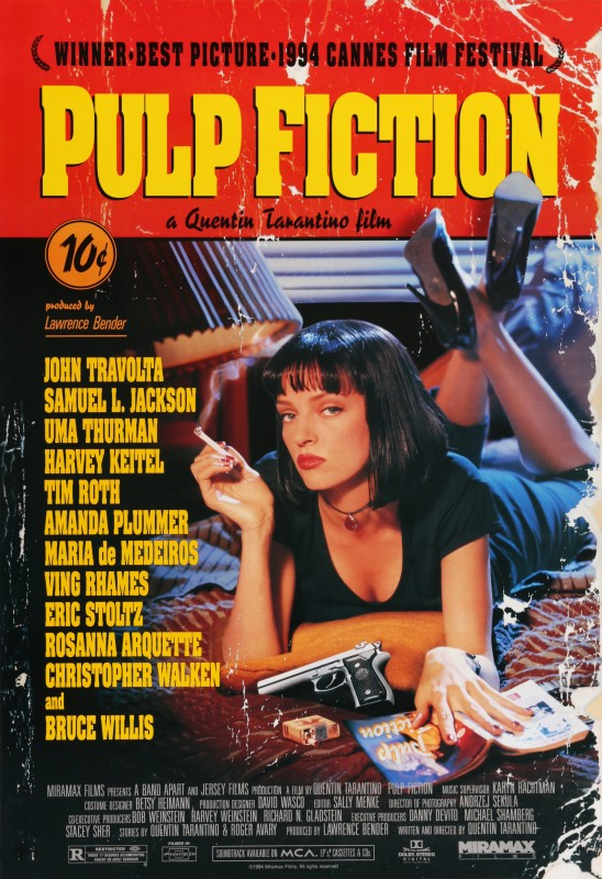 James Verdesoto, Pulp Fiction, 1994
