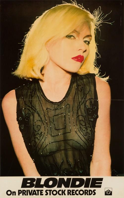 Blondie, 1976