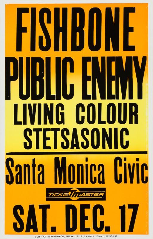 Public Enemy, 1988