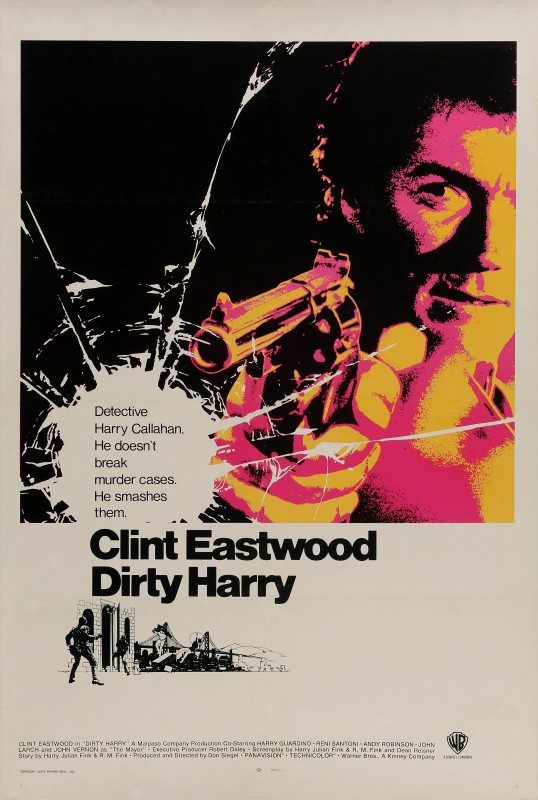 Bill Gold, Dirty Harry, 1971