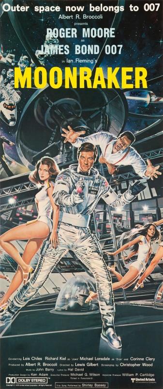 Daniel Goozee, Moonraker, 1979