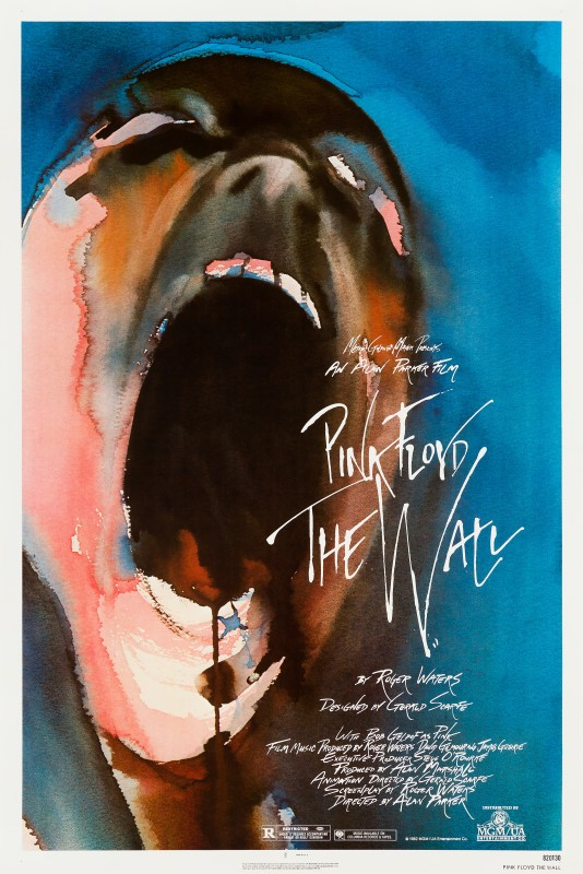 Gerald Scarfe, The Wall, 1982