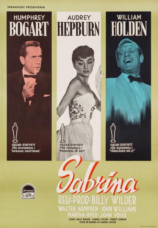 Sabrina, 1955
