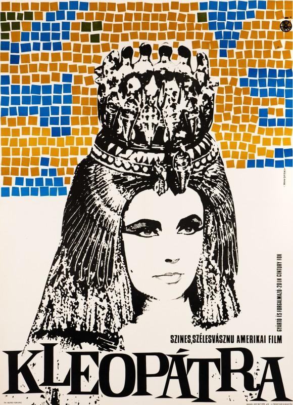 Somorjai Imre, Cleopatra, 1966